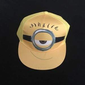 Universal Despicable Me Minion Hat